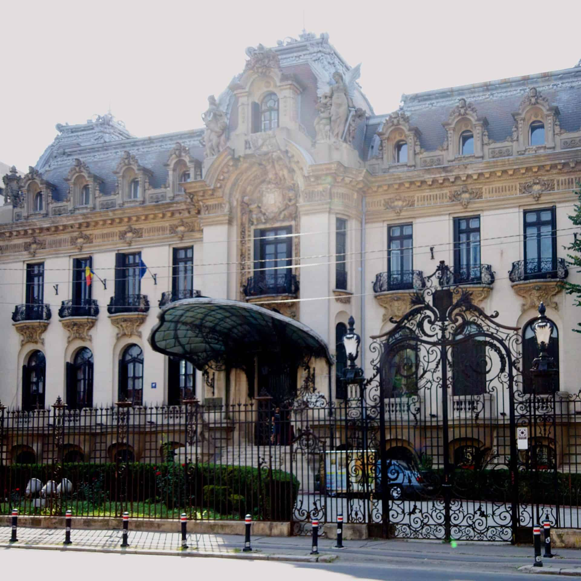 Cantacuzino Palace Bucharest