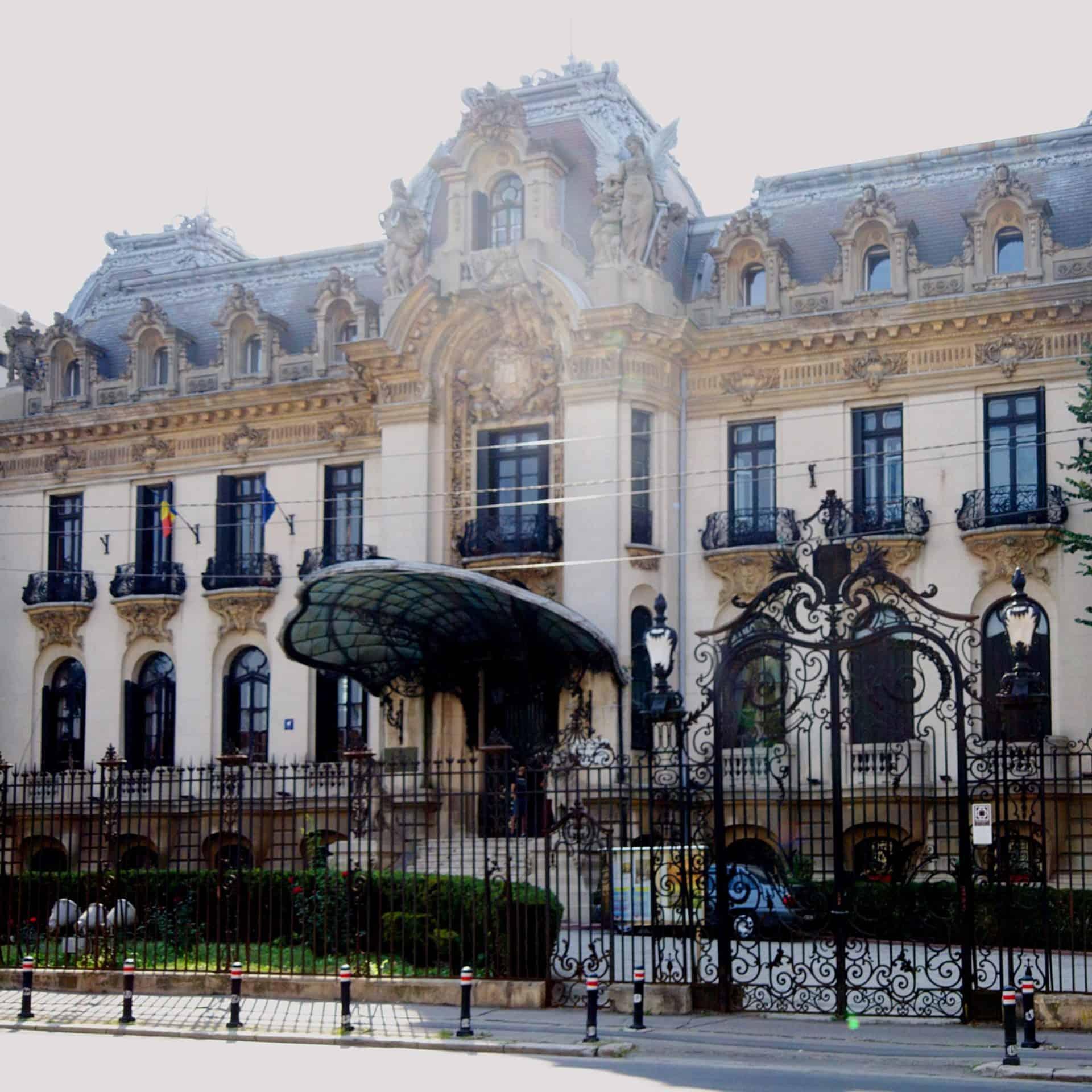 Cantacuzino Palace Bucharest
