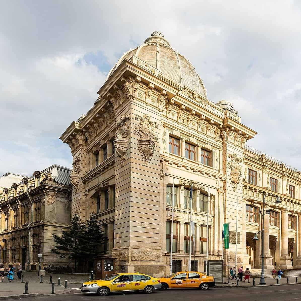 Bucharest Guided Free Walking Tour (2h)
