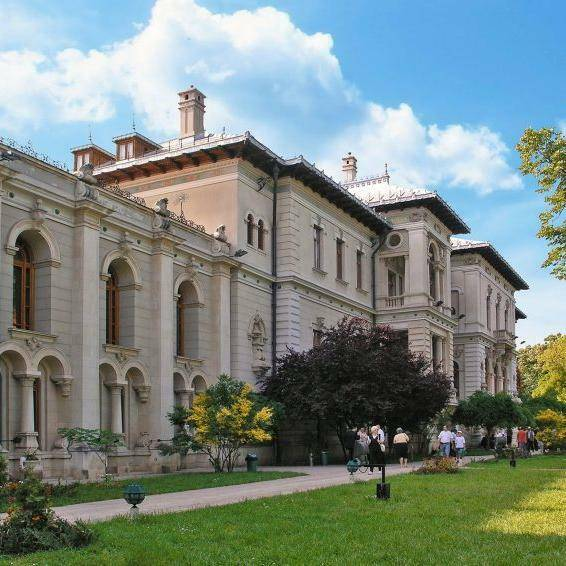 The Cotroceni National Museum