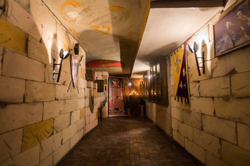 The Excalibur Restaurant Bucharest