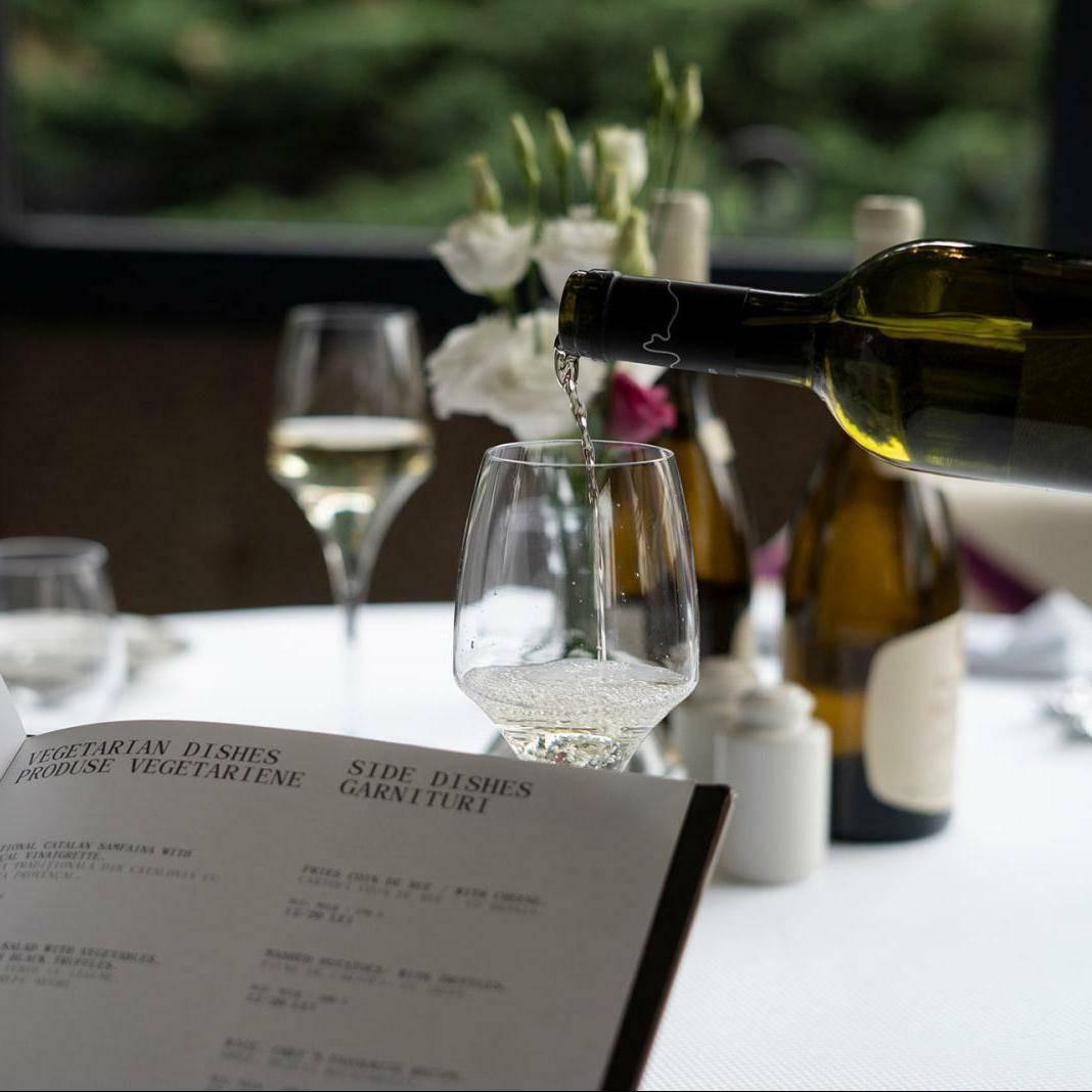 The L'Atelier Restaurant Bucharest
