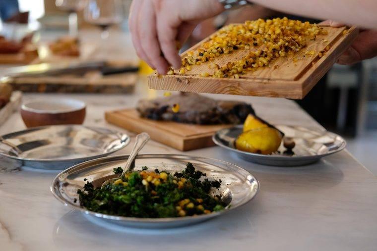 The Maize Restaurant Bucharest