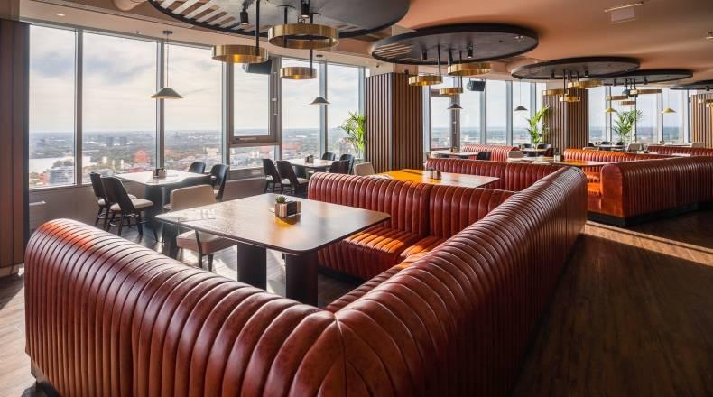 The NOR - Sky Casual Restaurant Bucharest