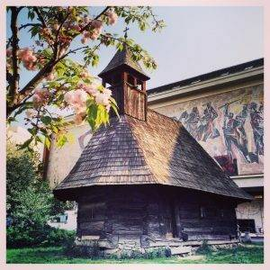 The National Museum of the Romanian Peasant