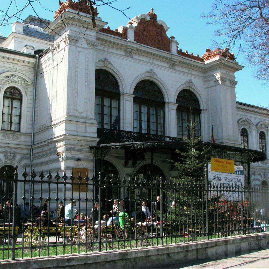 The Suţu Palace Bucharest