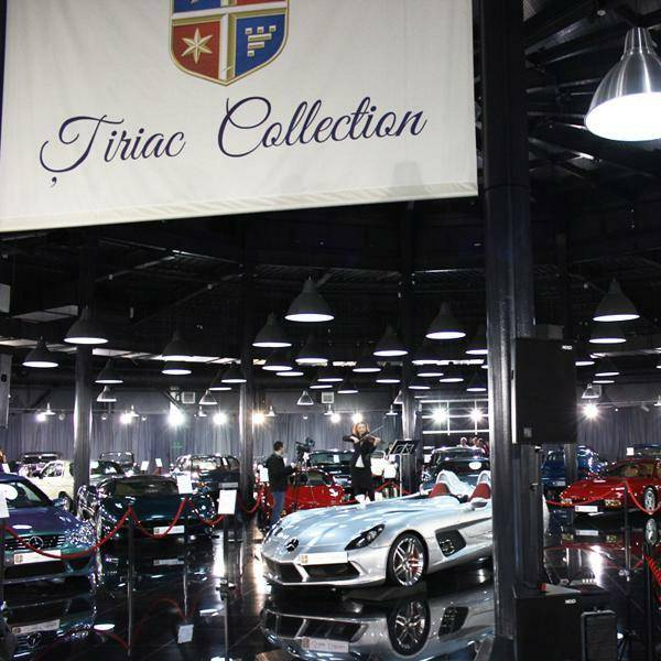 The Tiriac Collection Bucharest