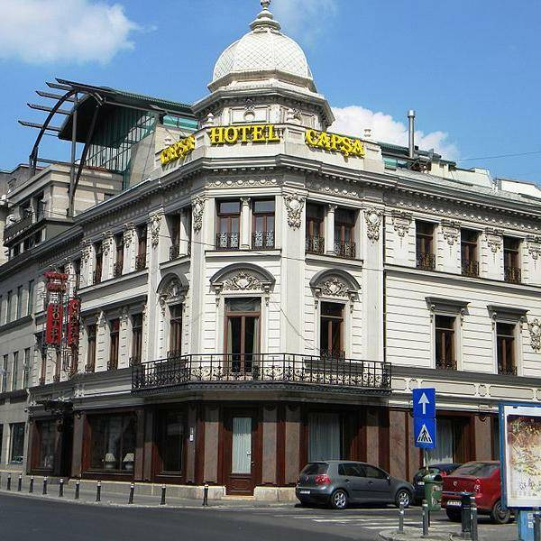 Casa Capșa Bucharest