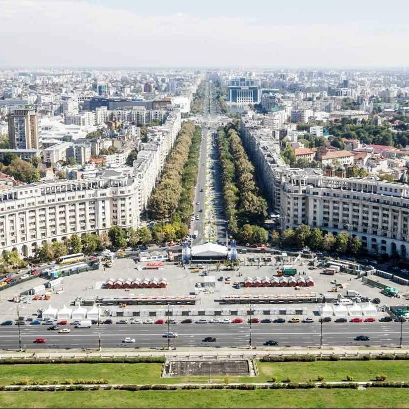 Free Tour - Bucharest highlights