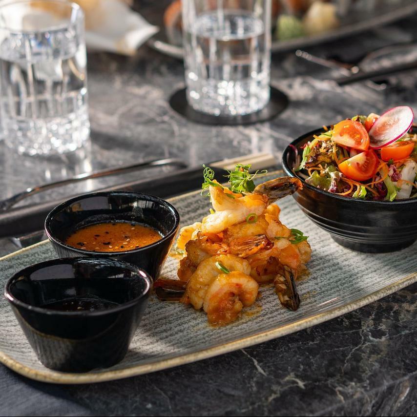 Ginger Sushi Bar & Lounge