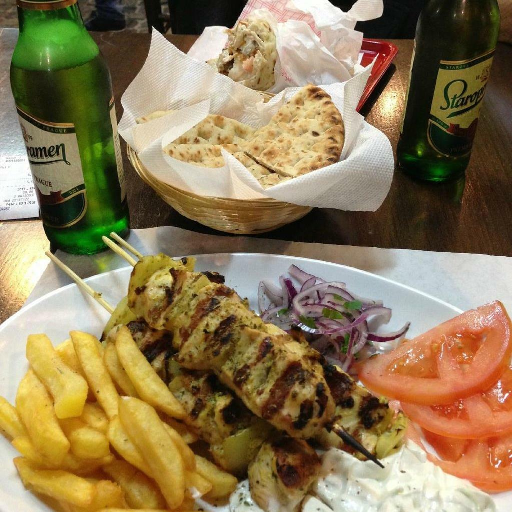Gyros Thessalonikis Mall Bucharest