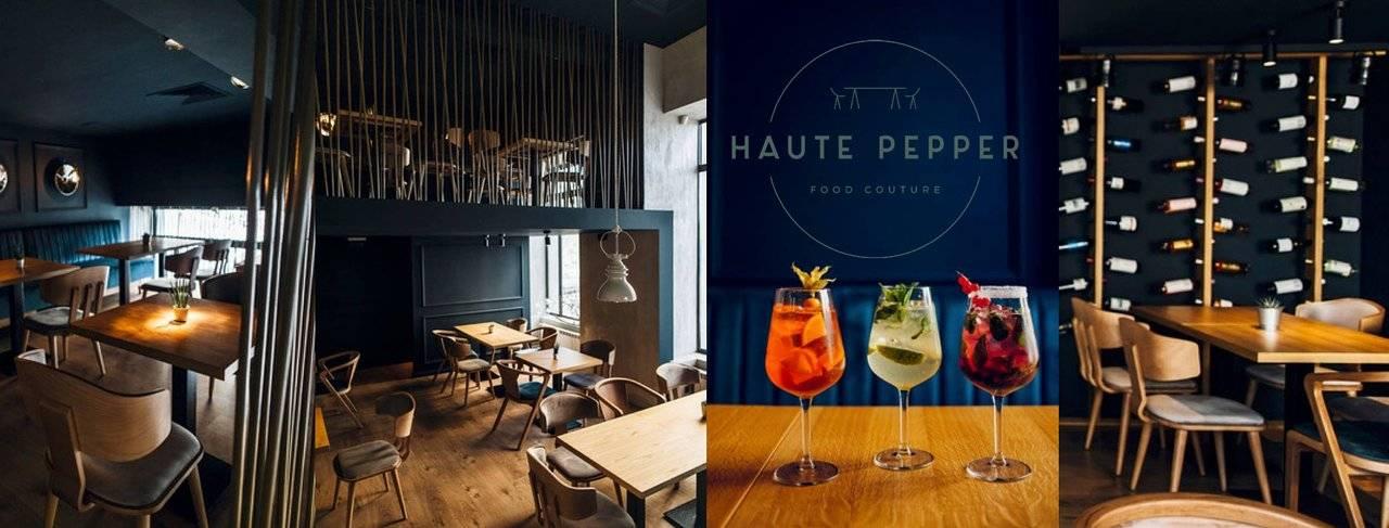 Haute Pepper Bucharest