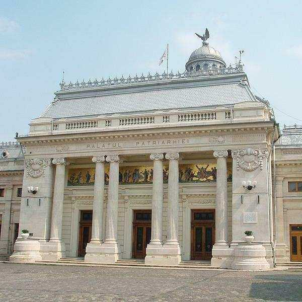Palace of the Patriarchate Bucharest