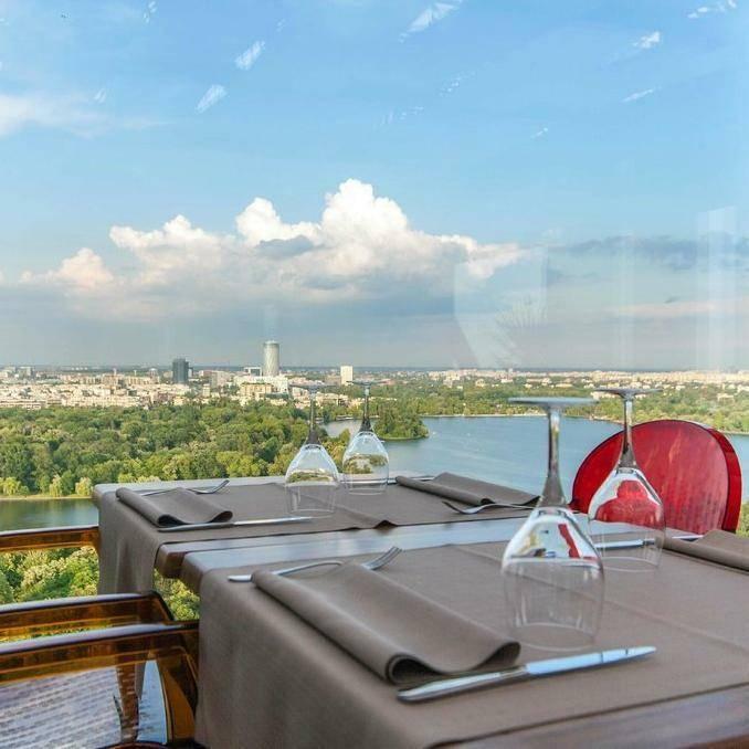 The 18 Lounge Restaurant Bucharest