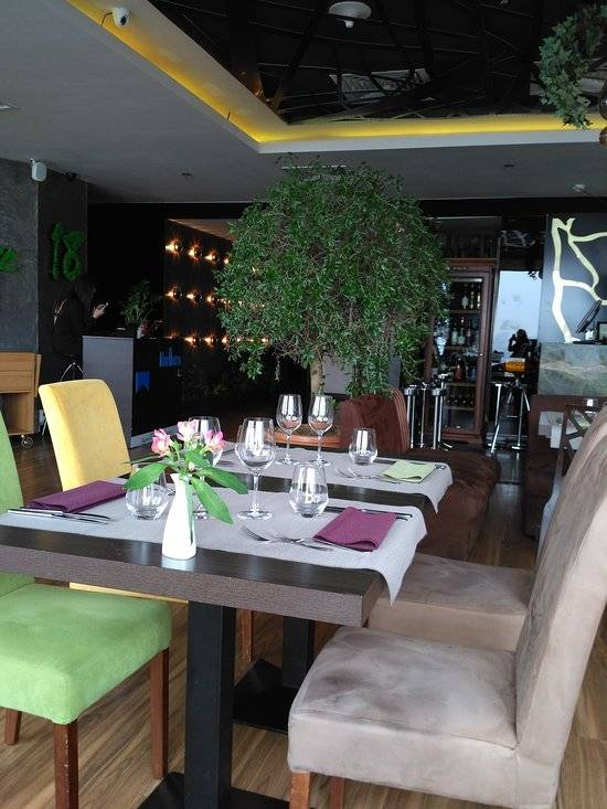 The 18 Lounge Restaurant Bucharest