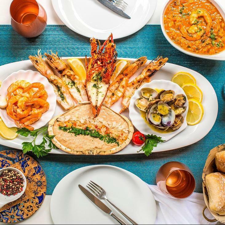 The Dancing Lobster Restaurant Bucharest