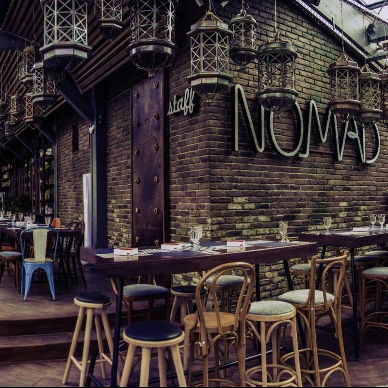 The Nomad Restaurant Bucharest