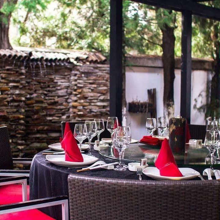 The Zen Garden Restaurant Bucharest