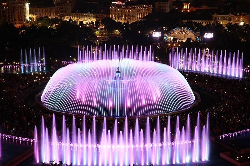 Unirii Square Bucharest