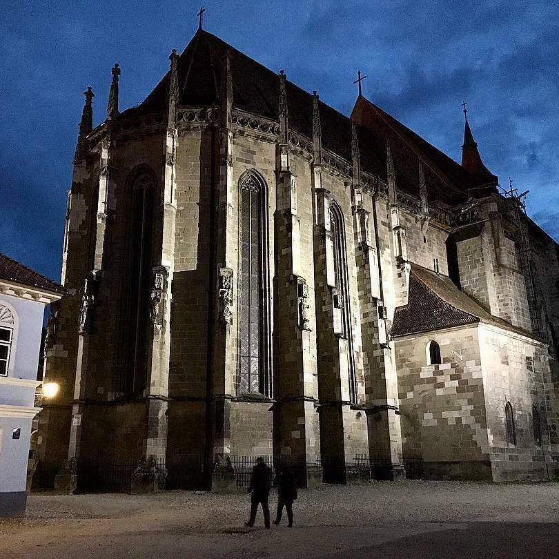 Black Church Brașov