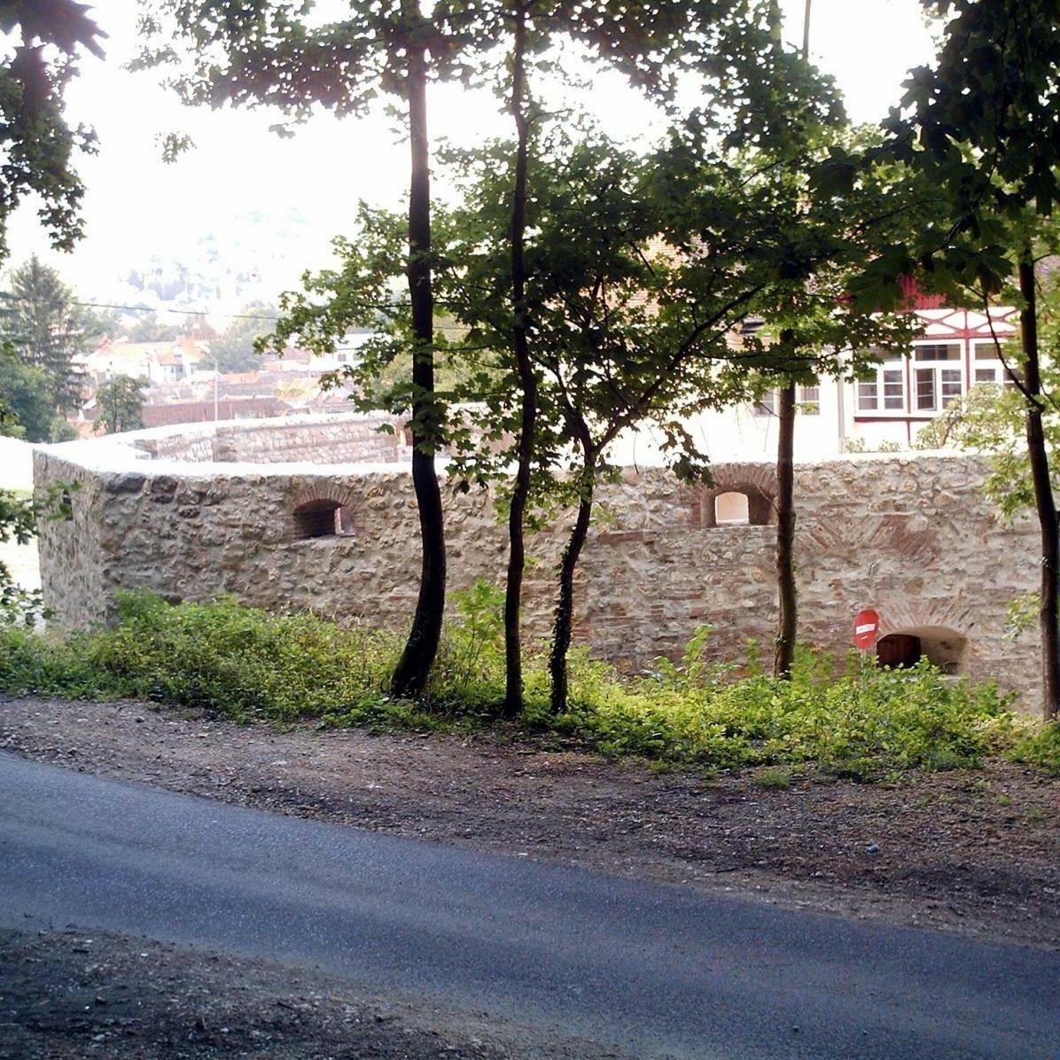 Blacksmiths Bastion Brasov