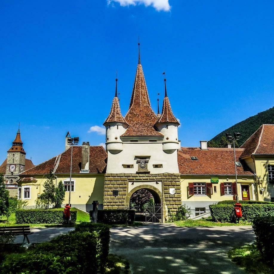 Catherine's Gate Brasov