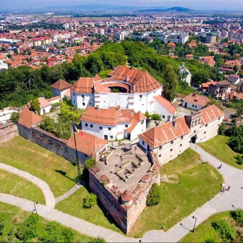 Citadel Fortress Brasov