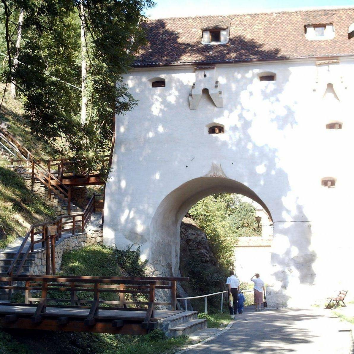 Graft Bastion Brasov