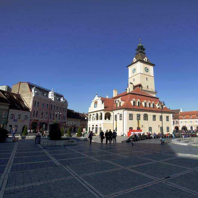 Old Center Brasov