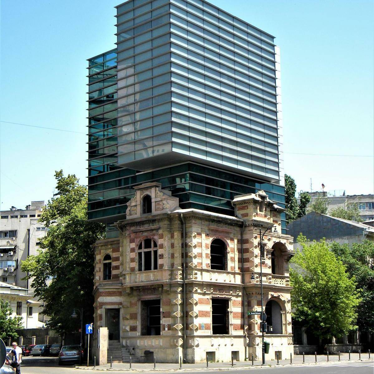 The Union of Romanian Architects
