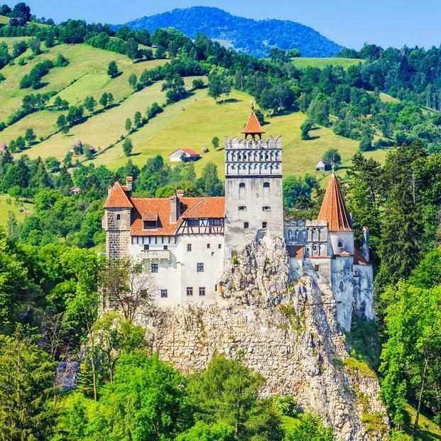 Two castles in 1 day - Peles & Bran (12h)