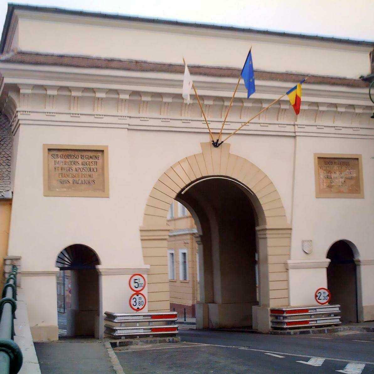 Șchei Gate Brasov