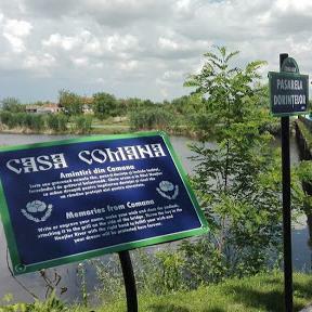 Comana Natural Park