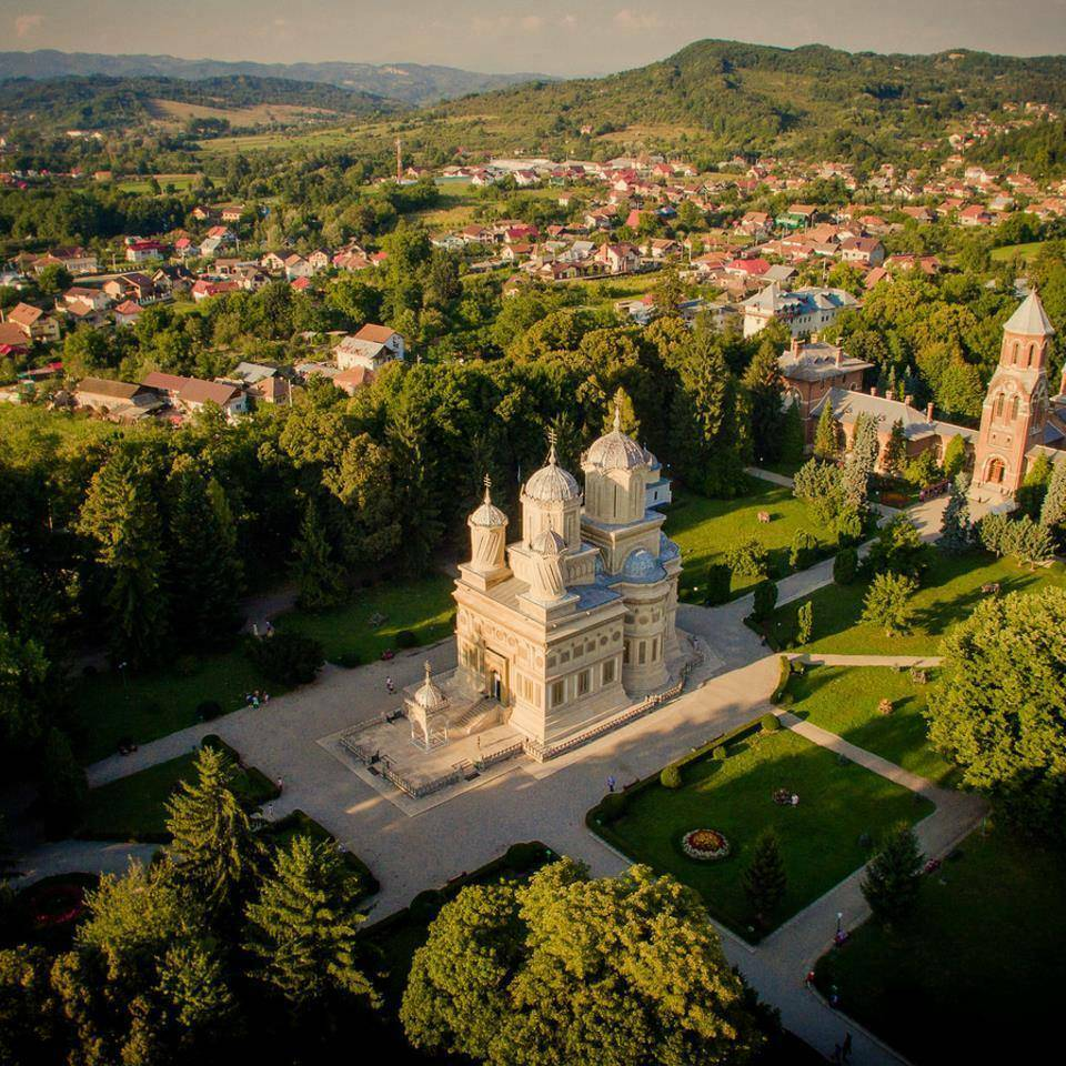 Curtea de Arges, The Former Capital of Muntenia