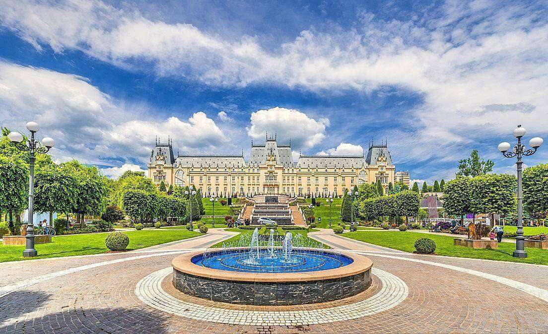 Iasi, Cultural and Intellectual Center