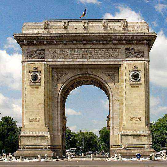 The Triumphal Arch